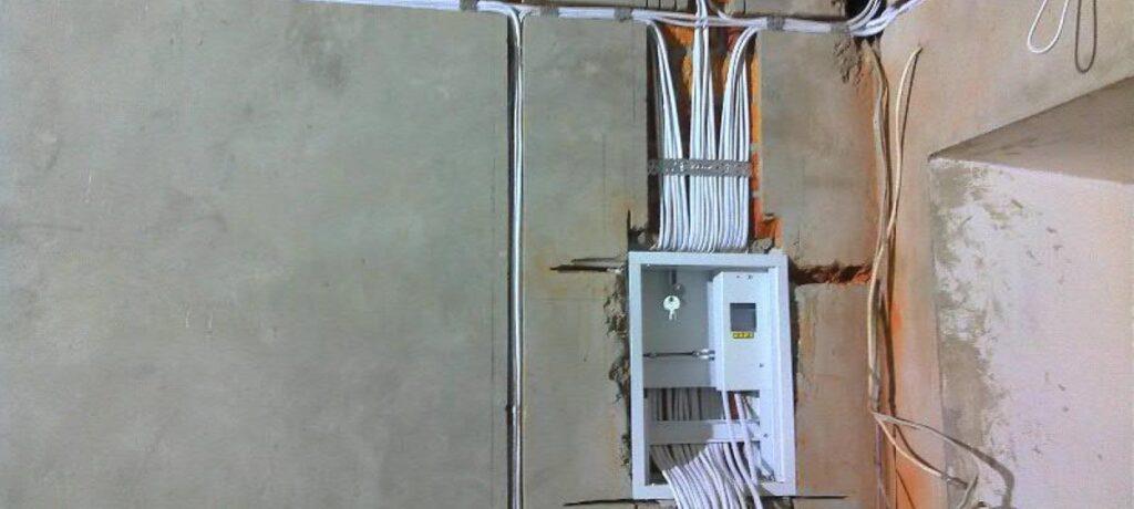 електромонтаж проводів