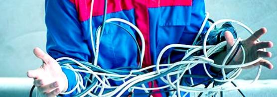 цена на прокладку кабеля