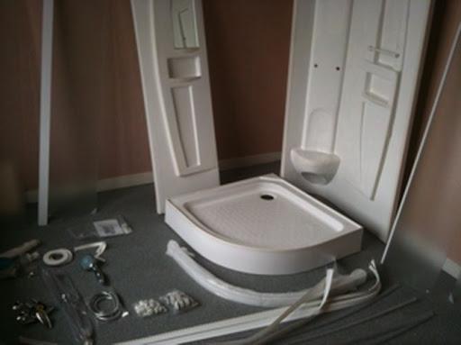 демонтаж душової кабіни